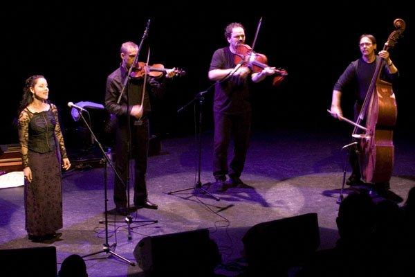 Brugge Festival of World Music, Belgium, 2006.